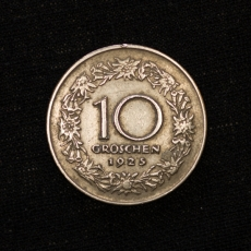 10 Groschen 1925 Austria