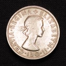 Florin (Two Schillings) 1959 Großbritannien
