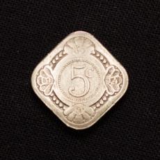 5 Cent 1913 Niederlande