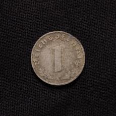 1 Reichspfennig 1940 A Deutsches Reich