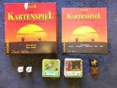 Die Siedler von Catan - DAS KARTENSPIEL - Für zwei Spieler