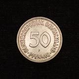 50 Pfennig 1950 F Germany