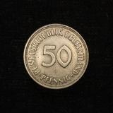 50 Pfennig 1950 J  Germany