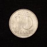 10 Pfennig 1967 Deutsche Demokratische Republik