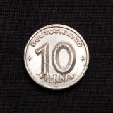10 Pfennig 1948 German Democratic Republic