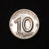 10 Pfennig 1950 Deutsche Demokratische Republik