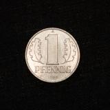 1 Pfennig 1960 Deutsche Demokratische Republik