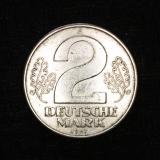 2 Deutsche Mark 1957 Deutsche Demokratische Republik