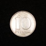10 Pfennig 1968 Deutsche Demokratische Republik