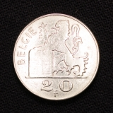 20 Franken 1949 Belgium