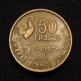 50 France 1953 B  Frankreich