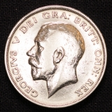 Half Crown 1914 Georgius V Great Britain