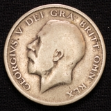 Half Crown 1916 Georgius V Great Britain