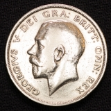 Half Crown 1917 Georgius V Great Britain