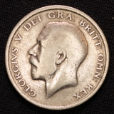 Half Crown 1919 Georgius V Great Britain