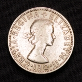 Florin (Two Schillings) 1959 Great Britain