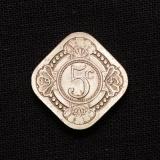 5 Cent 1943 Niederlande