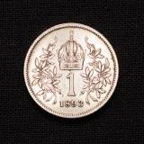 1 Krone 1893 Österreich