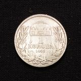 1 Korona 1895 Ungarn