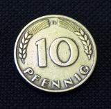 10 Pfennig 1950 G Germany