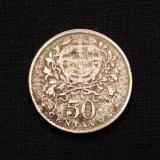 50 Centavos 1940 Portugal