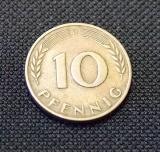 10 Pfennig 1950 D  Germany