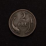 2 Öre 1874 Denmark