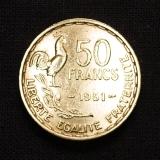 50 France 1951 Frankreich