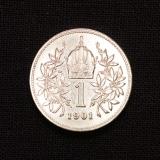 1 Krone 1901 Österreich