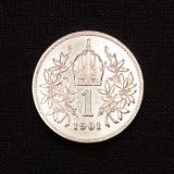 1 Krone 1901 Austria