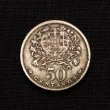 50 Centavos 1944 Portugal
