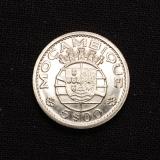 5 Escudos Mocambique 1960 Portugal