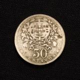 50 Centavos 1929 Portugal