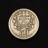 50 Centavos 1945 Portugal
