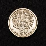 50 Centavos 1947 Portugal