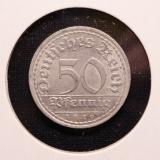50 Pfennig 1919 A German