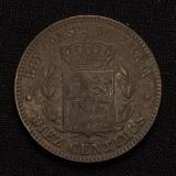 10 Centimos 1879 Spain