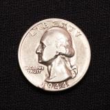 Quarter Dollar 1944 Vereinigte Staaten