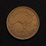 1/2 PENNY 1948 Australien