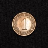 1 Reichspfennig 1931 E