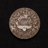 25 Pfennig 1918 Stadt Münster I/W Kriegsgeld