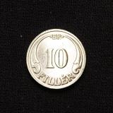 10 FILLER 1927 Ungarn
