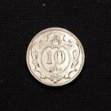 10 Heller 1895 Österreich