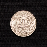 20 Groszy 1923 Polen-Republik