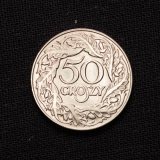 50 GROSZY 1923 Polen