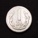 1 ZLOTY 1966 Polen