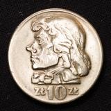 10 ZLOTYCH 1959 Polen