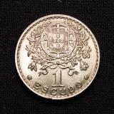 1 Escudo 1968 Portugal