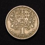 1 Escudo 1957 Portugal