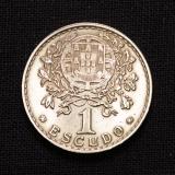 1 Escudo 1962 Portugal